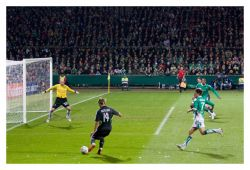 Werder-Real Madrid 3-2, CL Gruppenphase 07/08